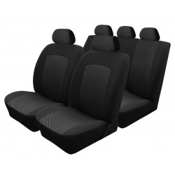 pokrowce miarowe Comfort do CITROEN C2 wersja 4 fotele od '03-09