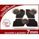 Dywaniki welurowe MERCEDES B W245 od '05-11