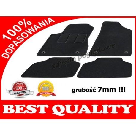 dywaniki welurowe NISSAN ALMERA N16 rocznik 2000 - 2012