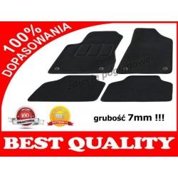 dywaniki welurowe SEAT TOLEDO III rocznik 2004 - 2008